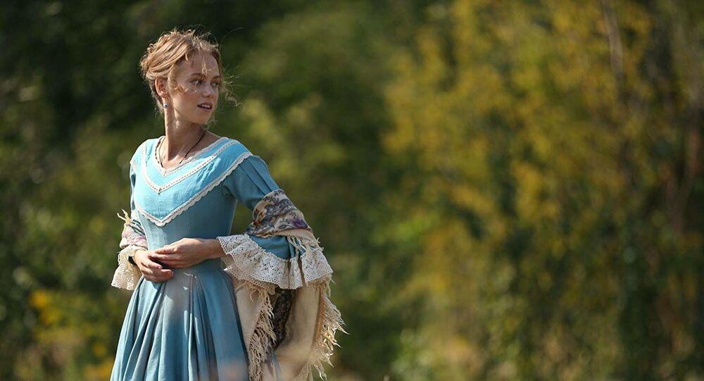 Kadr z serialu Zniewolona