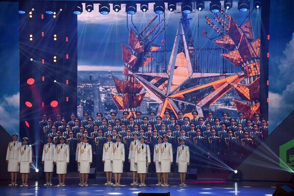 Ceremonia zamknięcia igrzysk wojskowych Armia 2019 - Sputnik Polska