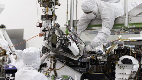 Mars-2020 - Sputnik Polska