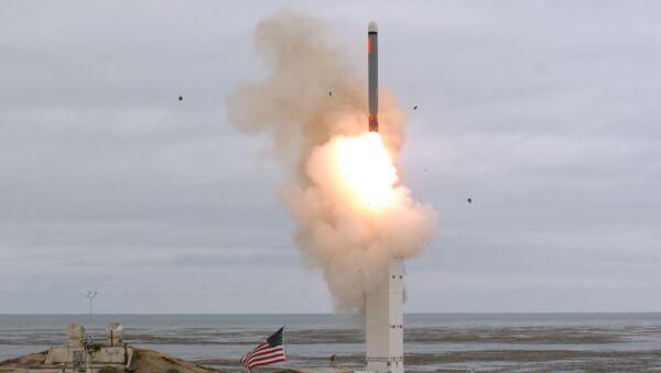Testy rakiety. USA - Sputnik Polska