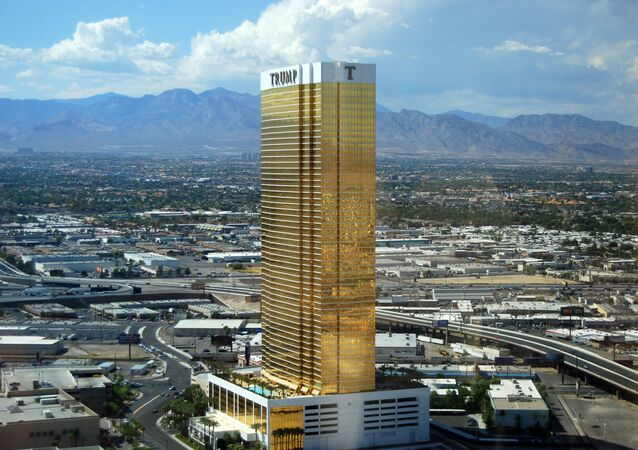 Trump Tower w Las Vegas