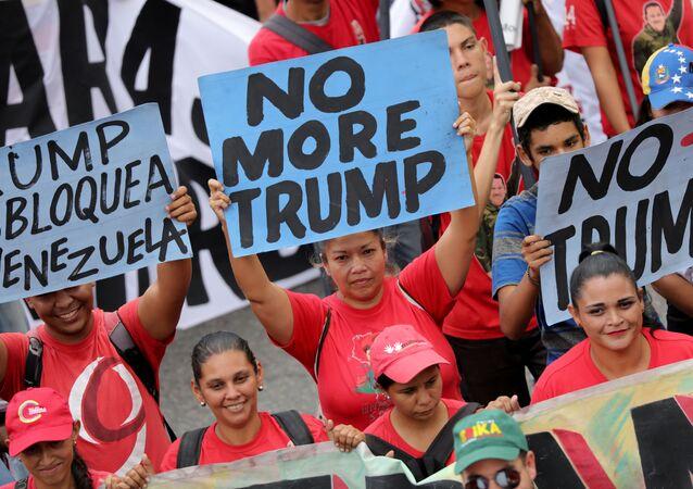 blokada Wenezueli