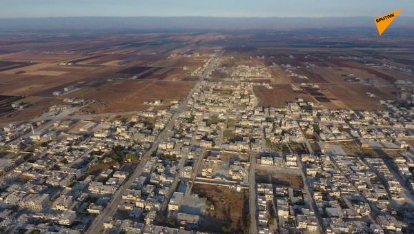 Syryjska armia otacza miasto Chan Szajchun - Sputnik Polska