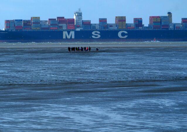 Kontenerowiec MSC Gulsun