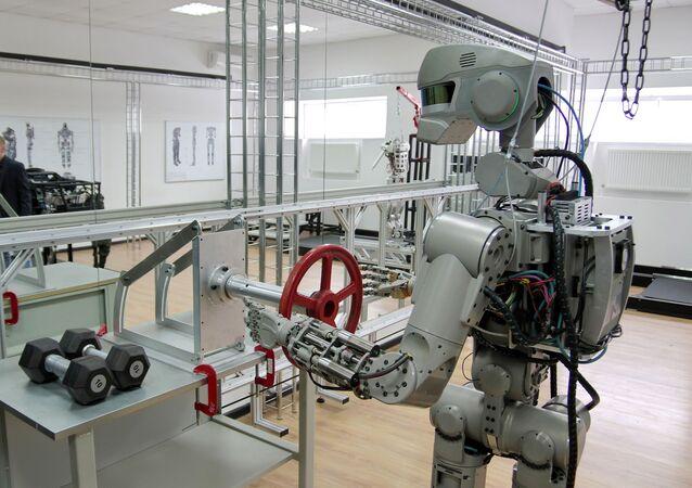 Rosyjski robot Fiodor
