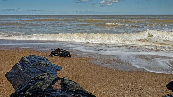 Plaża w Lincolnshire, Wielka Brytania - Sputnik Polska