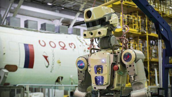 Skybot F-850  - Sputnik Polska