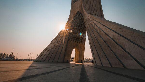 Wieża Wolności w Teheranie. - Sputnik Polska