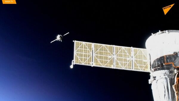 Fiodor dotarł na MSK  - Sputnik Polska