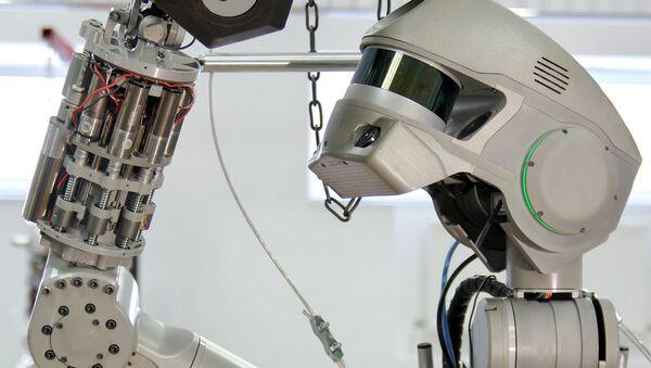 robot FEDOR - Sputnik Polska