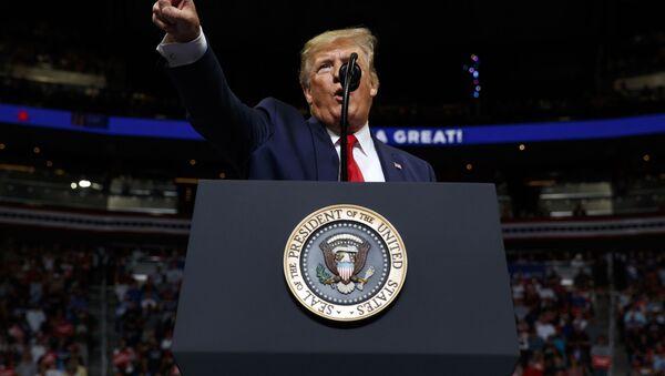 Donald Trump 2 - Sputnik Polska