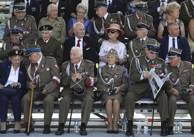 Obchody 80. rocznicy wybuchu II wojny światowej w Warszawie