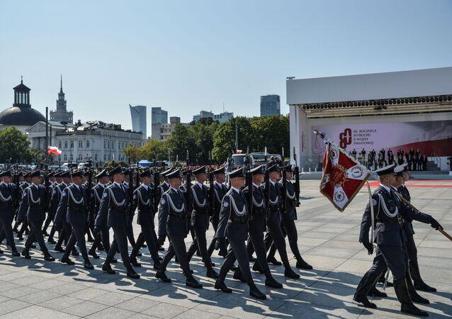 Uroczystości z okazji 80. rocznicy wybuchu II wojny światowej w Warszawie