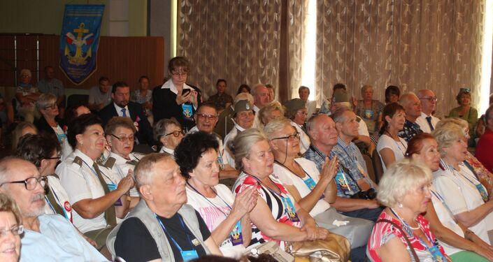 """Na festiwalu muzycznym """"Muzyka Zjednoczenia"""" w Swietłogorsku"""