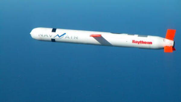 BGM-109 Tomahawk, amerykański taktyczny pocisk manewrujący - Sputnik Polska