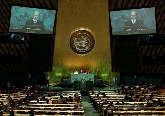 Przemówienie Władimira Putina na 60. sesji Zgromadzenia Ogólnego ONZ