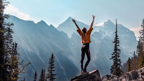Góry w Kanadzie - Sputnik Polska