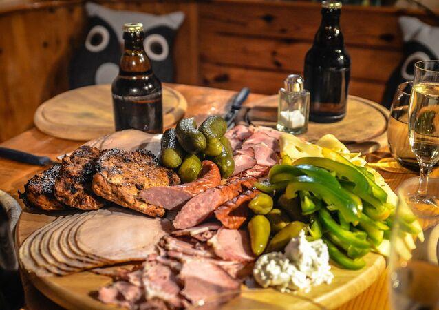 Polska żywność, tradycyjny wiejski stół