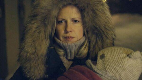 Kadr z filmu Nazywam się Pietia - Sputnik Polska