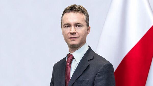 Nowy wiceminister MON Paweł  Woźny - Sputnik Polska