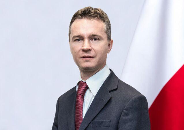 Nowy wiceminister MON Paweł  Woźny