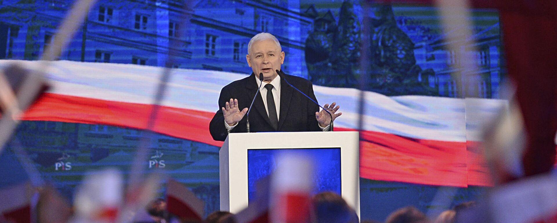 Jarosław Kaczyński - Sputnik Polska, 1920, 06.07.2021