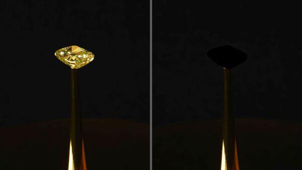 Naukowcy stworzyli materiał dziesięciokrotnie ciemniejszy niż wszystko, co ludzkość znała dotychczas. - Sputnik Polska