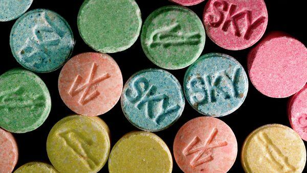 Tabletki ecstasy - Sputnik Polska