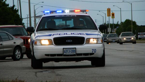 Policja kanadyjska - Sputnik Polska