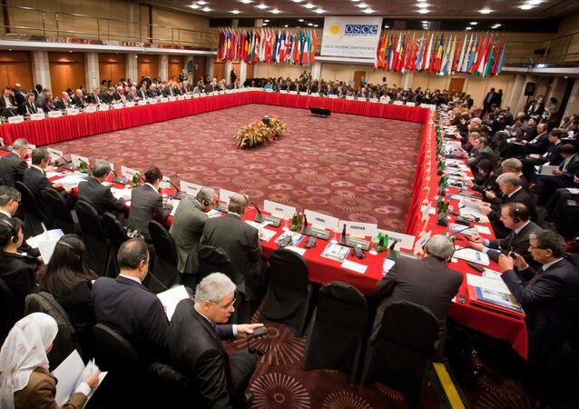 Spotkanie delegatów OBWE w Polsce