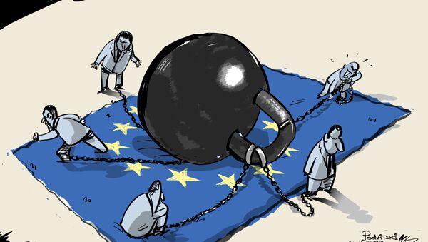 """Europejski """"Prison Break"""" - Sputnik Polska"""
