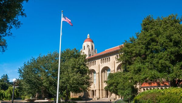 Budynek Uniwersytetu Stanforda w Kalifornii - Sputnik Polska