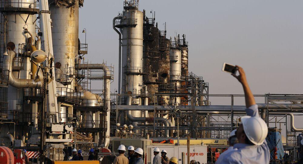 Skutki ataku na saudyjską rafinerię