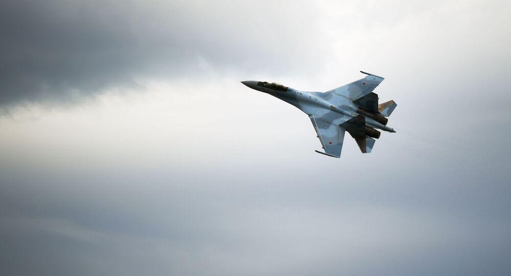 Samolot Su-35