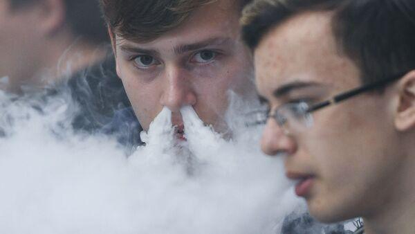 E-papierosy - Sputnik Polska