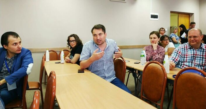 """Rosyjsko-polskie forum medialne """"Rola środków masowego przekazu w kształtowaniu stosunków polsko-rosyjskich"""""""