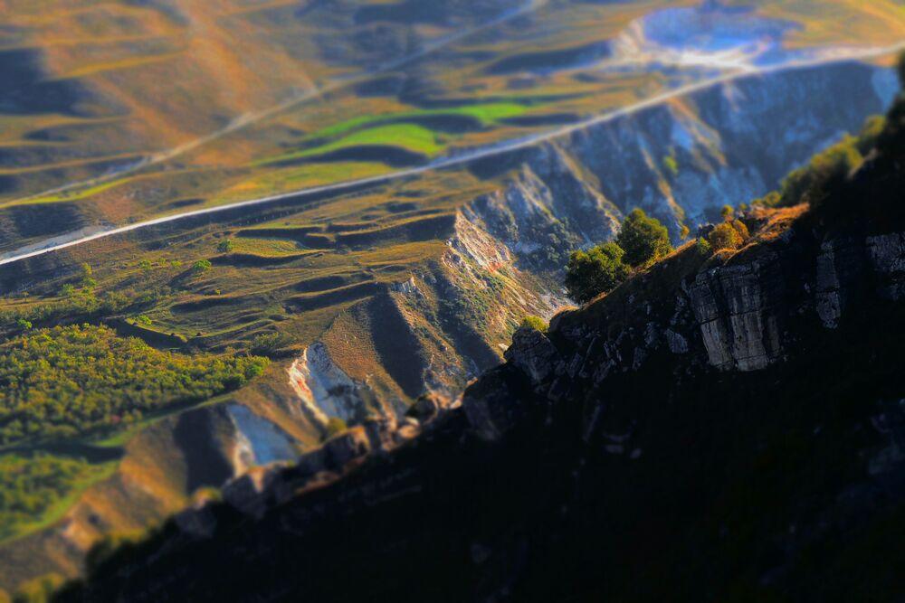 Przyroda w republice Dagestan