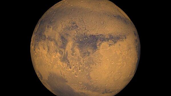 Planeta Mars - Sputnik Polska