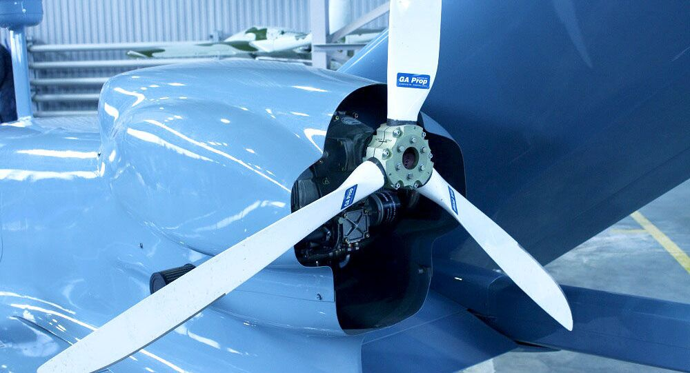 Zakład zajmujący się montowaniem bezzałogowych aparatów latających