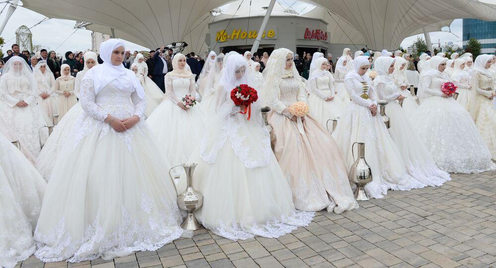Wesele, Grozny