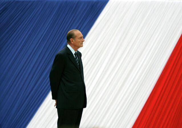Prezydent Francji Jacques Chirac, 2006 rok
