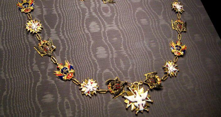 Łańcuch Orderu Orła Białego