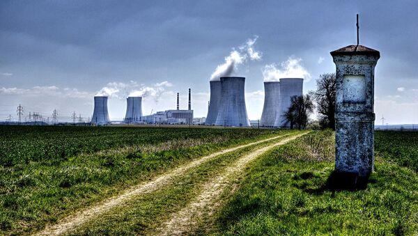Elektrownia Dukovany - Sputnik Polska