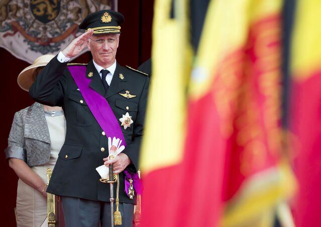 Król Belgii Filip I