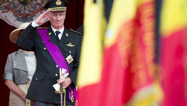 Król Belgii Filip I - Sputnik Polska