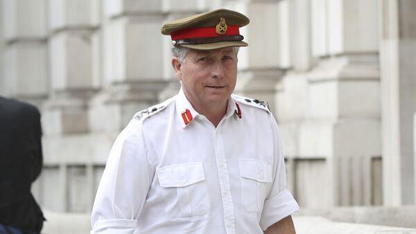 Generał Nicholas Carter. - Sputnik Polska