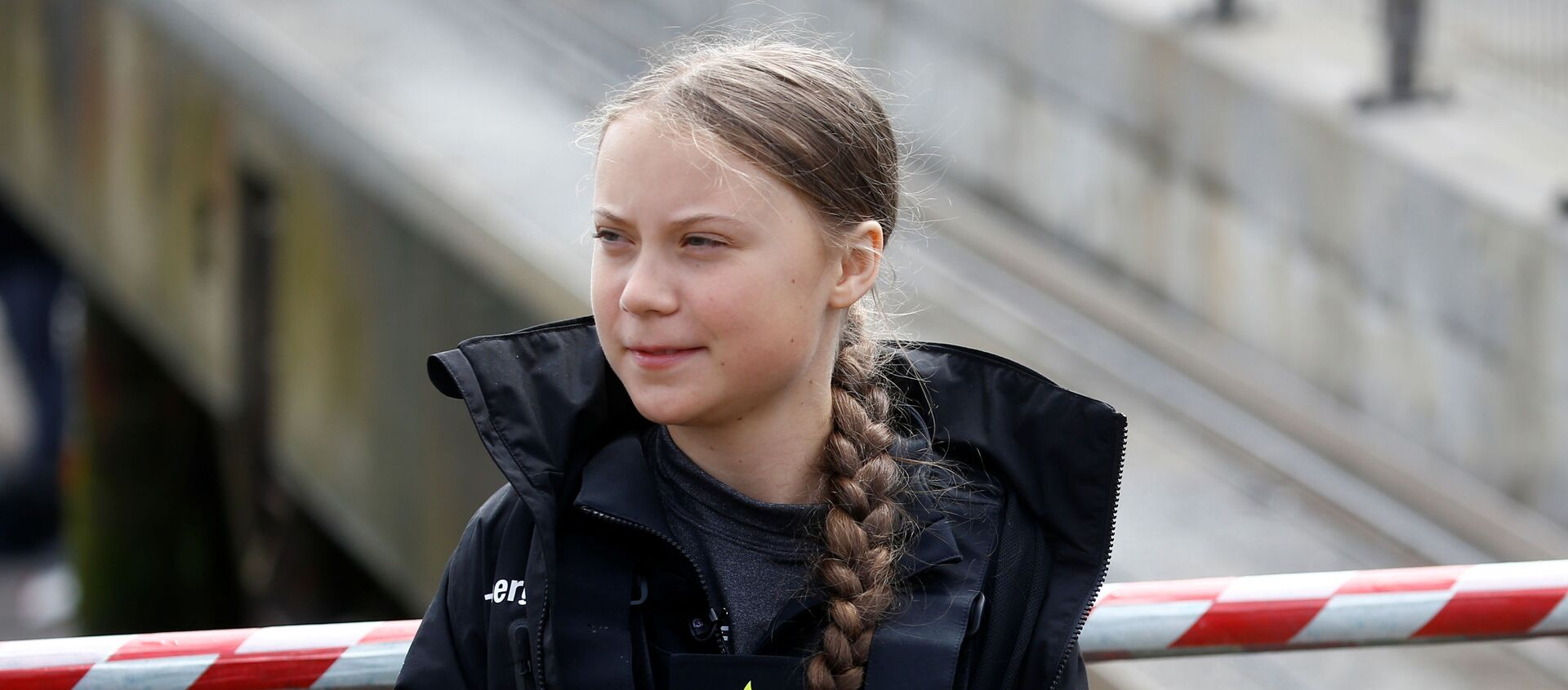 Greta Thunberg - Sputnik Polska, 1920, 09.03.2021