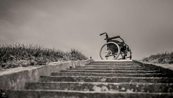 Wózek inwalidzki - Sputnik Polska