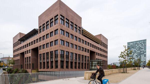 Trybunał Sprawiedliwości Unii Europejskiej - Sputnik Polska