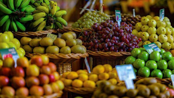 Owoce i warzywa - Sputnik Polska